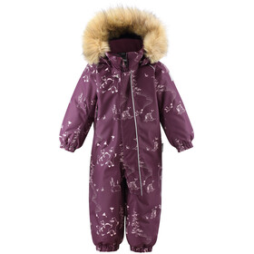 Reima Lappi Winter Overall Toddler deep purple